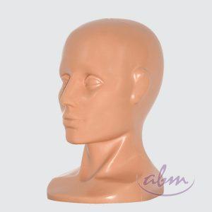 Głowa-plastikowa